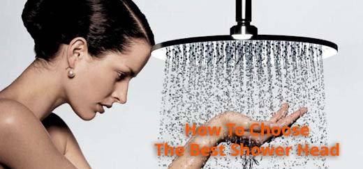 How to buy the Best Shower Head