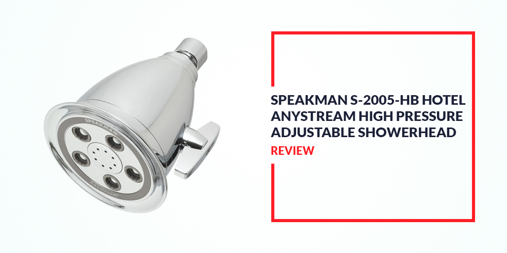Speakman S2252af Shower Head 6jet Anystream Fixedmount Polished ...
