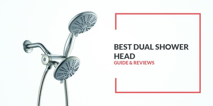 Best Dual Shower Head 2019 2 Shower Is Better Than 1 Showerhacks