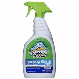 Scrubbing Bubbles Foaming Bleach Bathroom Cleaner