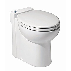 Saniflo 023 SANICOMPACT 48 One Piece Toilet