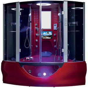 2020 Valencia Computerized Steam Shower Sauna