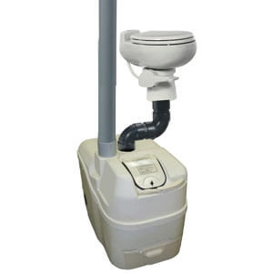 Centrex 1000 Non-Electric Composting Toilet