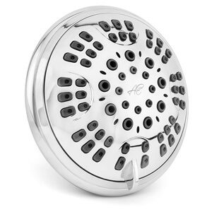 Aqua Elegante 6 Function Shower Head
