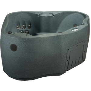 AquaRest Spas AR-300 2 Person 14 SS Jets with Easy Plug and Play