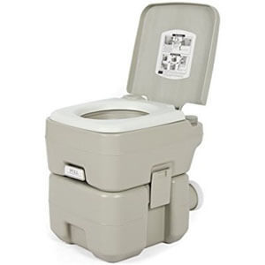 Best Choice Products Camping Hiking Toilet