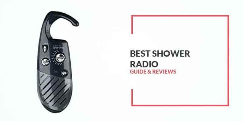 Best-Shower-Radios