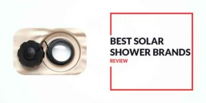 Best Solar Shower