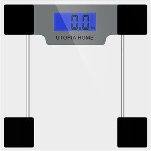 Digital Glass Bathroom Scale