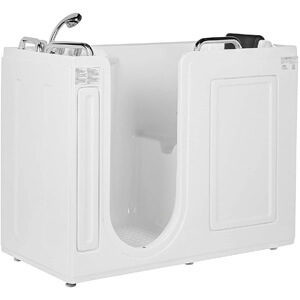 "Empava 53"" Walk-in Tub Freestanding Bathtub"