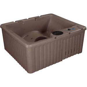 Essential Hot Tubs 14 Jets Newport Lounger Hot Tub