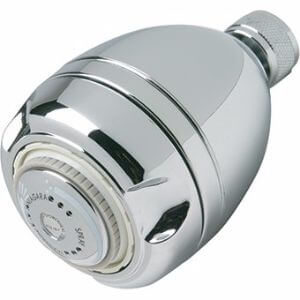 High Sierra High-Efficiency Low Flow Shower Head