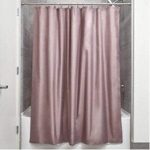 InterDesign Mildew-Free Shower Curtain