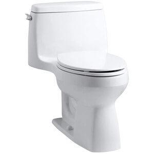 KOHLER 3810-0 Santa Rosa Comfort Toilet