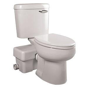 Liberty Macerating ½ HP Macerating Toilet