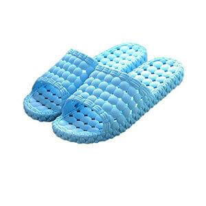 Matari-Womens-Mens-Indoor-Bathroom-Shower-Solid-Slide-on-Slippers-Poolside-Shoes