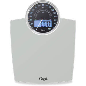 Ozeri ZB19 Rev Digital Bathroom Scale