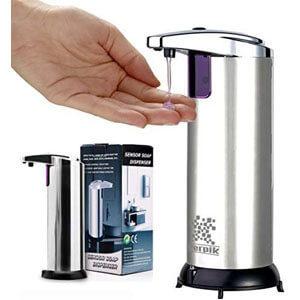 PerPik IR Sensor Soap Liquid Dispenser