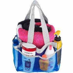 Shower Caddy -Hanging Toiletry Organizer