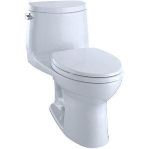 TOTO MS604114CEFG#01 One Piece Toilet