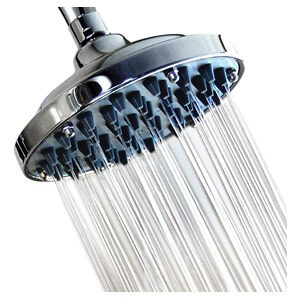 WantBa 6 Inches Rainfall Shower Head