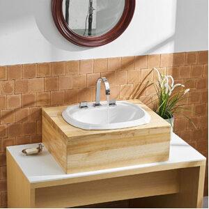 Aquafaucet Widespread Bathroom Sink