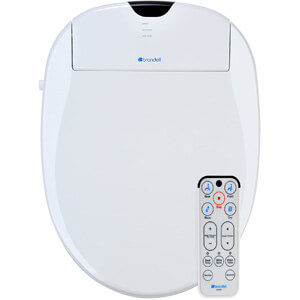 Brondell S1000-EB Swash 1000 Toilet Seat