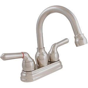 LDR 952 46405BN Exquisite Bathroom Faucet